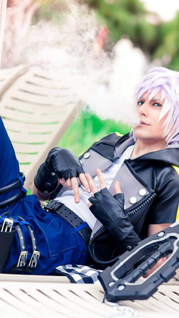 Kingdom Hearts 3 - Riku © ModeratelyOK
