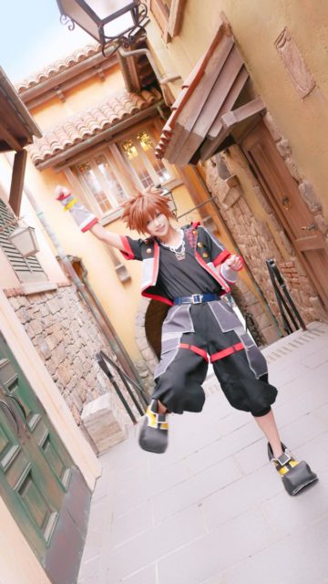 Kingdom Hearts 3 - Sora © Amtkhyr