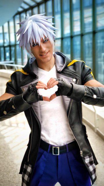 Kingdom Hearts 3 - Riku © Leon Chiro