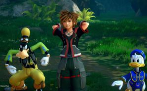 Kingdom Hearts III : une pub TV japonaise de 2…