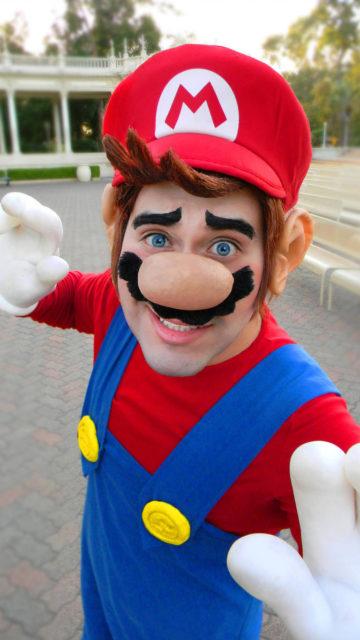 Mario © Nintentoys