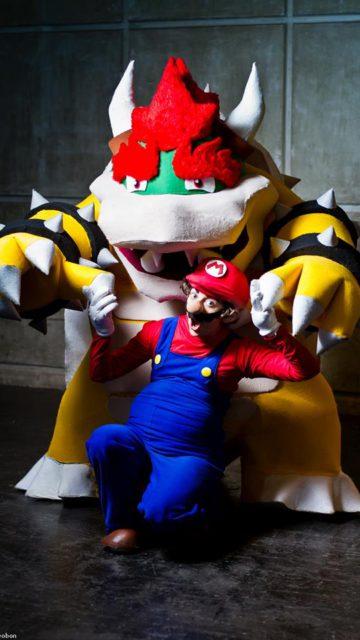 Mario © Sikay Cosplay