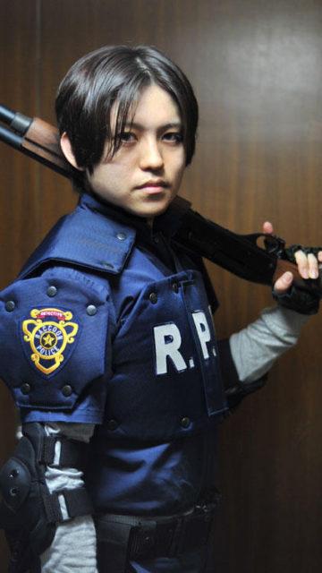 Resident Evil 2 - Leon S. Kennedy © Enflied9346