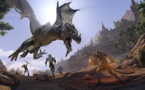 The Elder Scrolls Online : Elsweyr, la Saison des Dragons…