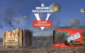 Wargaming sort le grand jeu avec un concours World of…