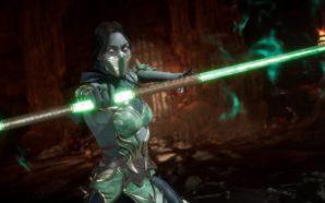 Mortal Kombat 11 : Jade à bâtons rompus