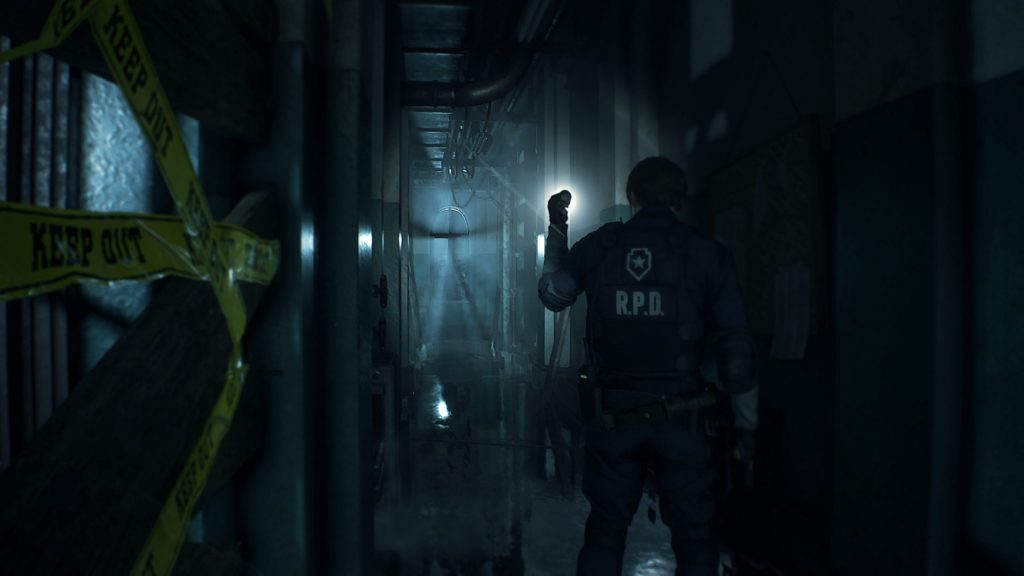 Test Resident Evil 2 Remake PS4