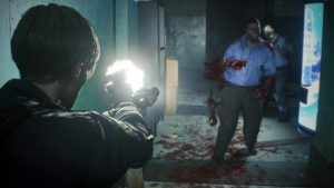 Test Resident Evil 2 Remake PS4 (3)