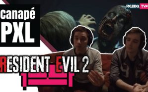Canap'XL – Resident Evil 2 Remake