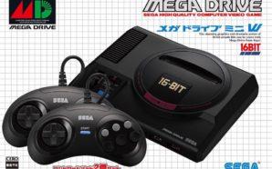 Sega nous présente sa Megadrive Mini