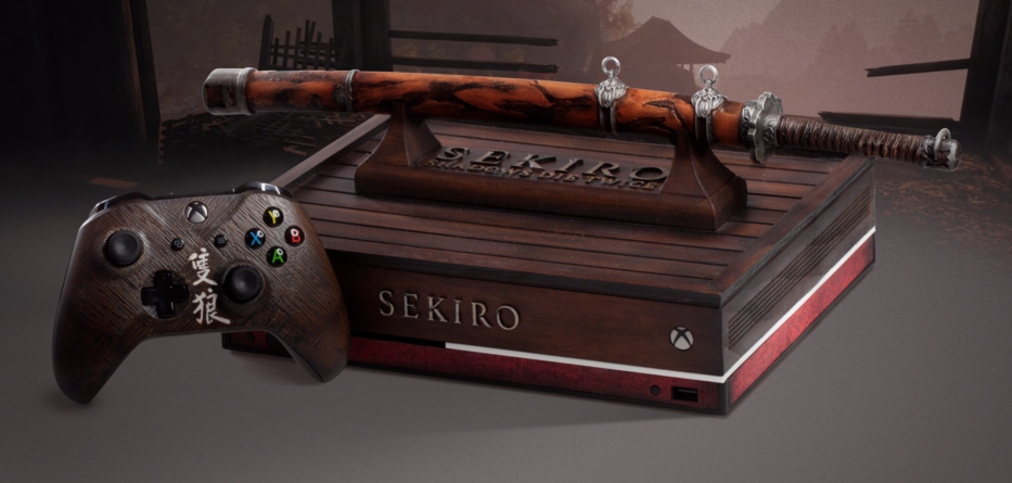 Sekiro XBOX ONE X edition