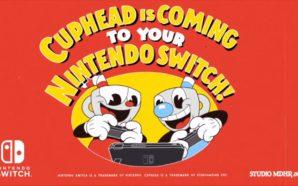 Un trailer pour Cuphead sur Switch
