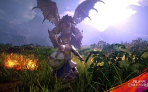 Le MMORPG Bless Unleashed présente son Crusader