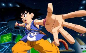Dragon Ball FighterZ : Goku version Dragon Ball GT exhibe…