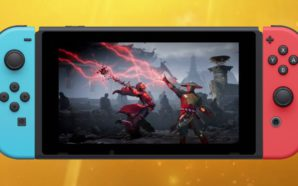 Mortal Kombat 11 montre (rapido) sa version Switch en action