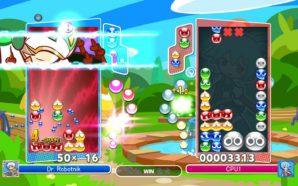Puyo Puyo eSports devient Puyo Puyo Champions et sortira chez…