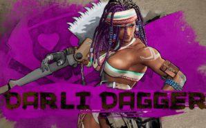 Samurai Shodown présente Darli Dagger en vidéo