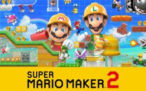 Super Mario Maker 2 sortira le 28 juin prochain sur…