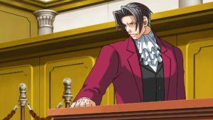 Test Phoenix Wright Ace Attorney Trilogy PS4
