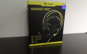 Test : Snakebyte Head:Set Pro