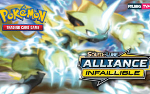 Unboxing : Decks & Boosters Pokémon TCG Alliance Infaillible