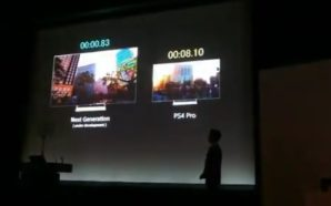 Sony compare les temps de chargement entre PS4 Pro et…