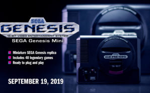10 nouveaux jeux rejoignent la MegaDrive Mini