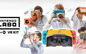 Nintendo a-t-il réinventé la VR avec son dernier kit Labo…