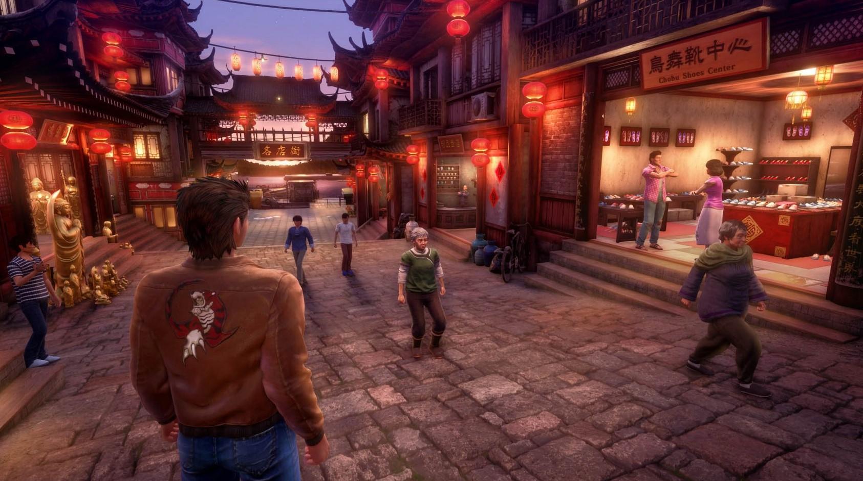 """Résultat de recherche d'images pour """"shenmue 3 gameplay"""""""
