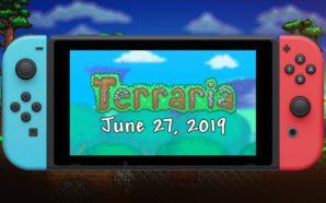 Terraria sera aussi sur Switch le 27 juin