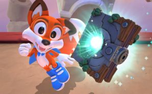 New Super Lucky's Tale arrive sur Switch