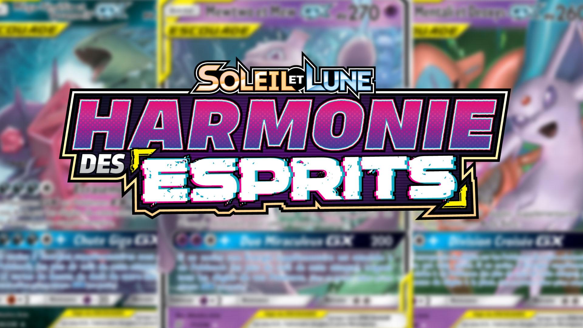 Lextension Pokémon Soleil Et Lune Harmonie Des Esprits