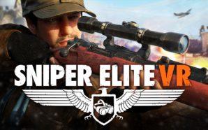 Rebellion annonce Sniper Elite VR