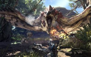 13 millions de jeux distribués pour Monster Hunter World
