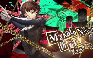 Persona 5 Royal : Makoto Niijima est à l'honneur