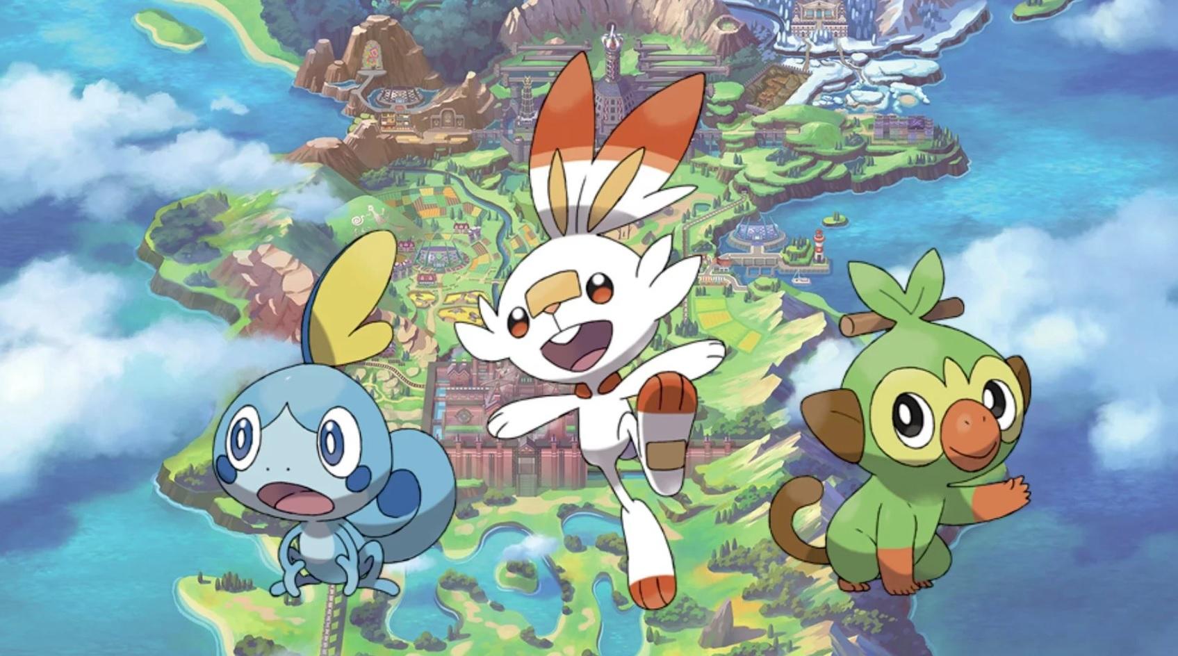 Une Pub Japonaise Pour Pokémon épée Et Bouclier Pxlbbq