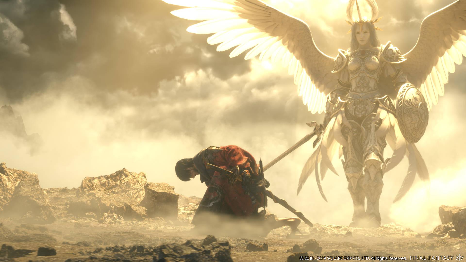 Interview Naoki Yoshida : Final Fantasy XIV Shadowbringers