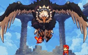 Test: Eagle Island