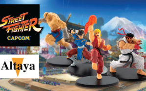 La collection Street Fighter d'Altaya