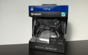 Test : Nacon Asymmetric Wireless Controller