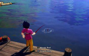 Quand Vegeta se balade dans Dragon Ball Z : Kakarot