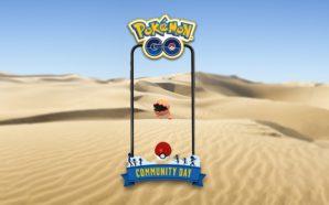 Pokémon GO : ça sera Kraknoix pour le Community Day…