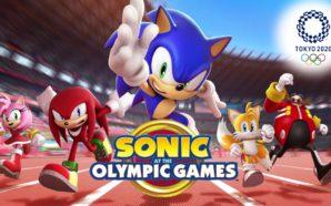 Une bande-annonce pour Sonic aux Jeux Olympiques de Tokyo 2020