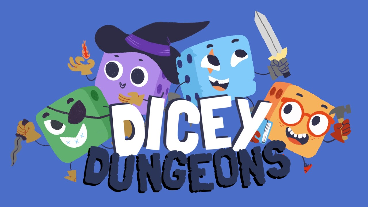 Dicey Dungeons Test
