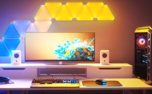 Razer et Nanoleaf s'associent pour illuminer vos parties