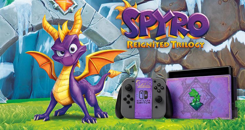 spyro-reignited-trilogy-custom-nitendo-switch
