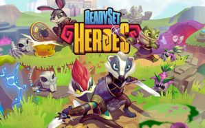 Test : Ready Set Heroes (PS4)