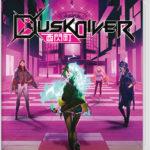Jaquette jeu Dusk Diver Nintendo Switch PEGI 12