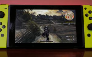 The Witcher 3 peut tourner en 60 FPS sur Switch…