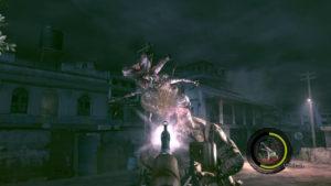 Test Resident Evil 5 Switch
